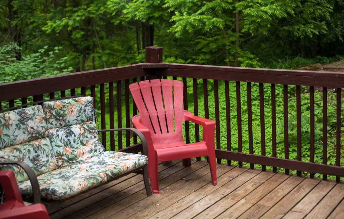 Private Cabin #3 - private deck